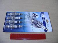 Свеча зажигания YTTRIUM WR8DCX+( комплект 4 штук блистер) (производитель Энгельс) WR8DCX+