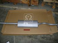 Глушитель ВАЗ 2110 закатной (производитель Ижора) 2110-1200010