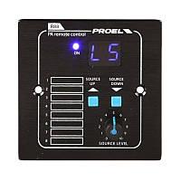Панель управления Proel PA R88