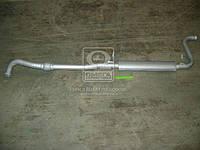 Резонатор ВАЗ 2170 ПРИОРА закатной (производитель Ижора) 2170-1200020