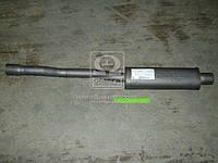 Резонатор ГАЗ 31029 закатной с искрогасителем (производитель Ижора) 31029-1202105