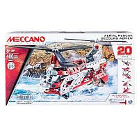 Конструктор Авиамодель 406 элементов, Meccano (6028598)