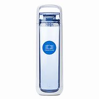 Бутылка для воды KOR One 750 бело-голубая