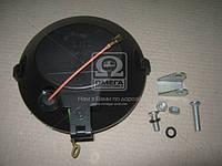 Фара противо - туманная МТЗ круглый галогенная лампочками (белый стекло) (производитель Украина)