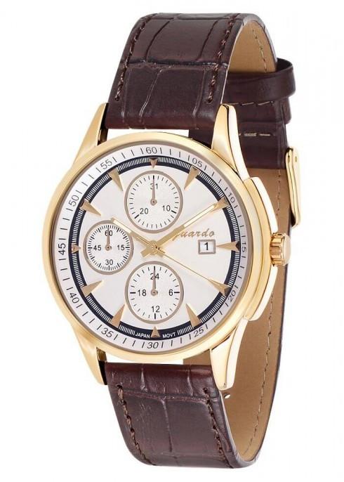 Часы Guardo 3161 GWBr кварц.