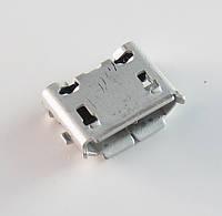 Разъем зарядки (коннектор) для Nokia 8600 Luna, 210, 2700c, 301, 3120, 3720c, 501, 515, N79, N81, E71 Original