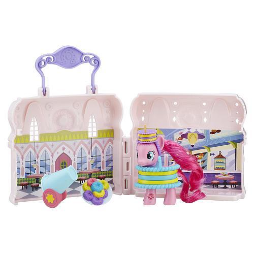 My Little Pony Pinkie Pie Donut Shop Playset ( Май Литл Пони набор Пинки Пай Мейнхеттен Магазин пончиков )