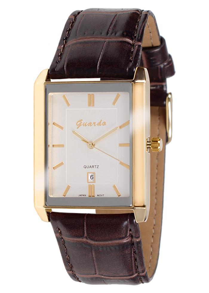 Часы Guardo 5742 GWBr кварц.