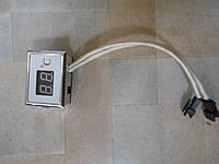 Дисплей для газовой колонки
