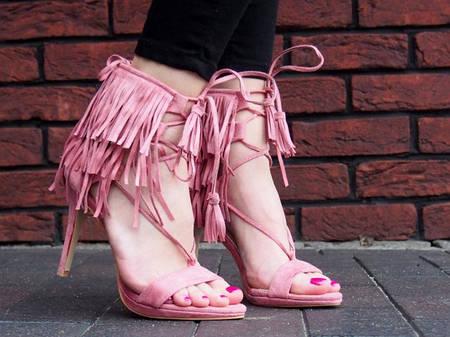Женские босоножки RISKOLL Pink