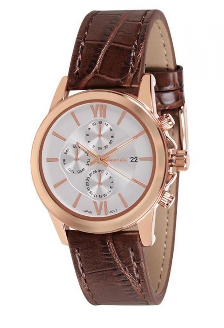 Часы Guardo 6846 RgWBr кварц.