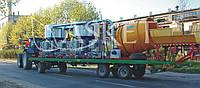Линия BIOMASSER MOBILE  для брикетирования соломы, сена