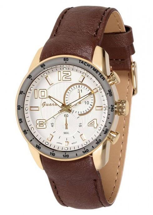Часы Guardo 9750 GWBr кварц.