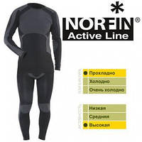 Термо белье NORFIN ACTIVE LINE размер M