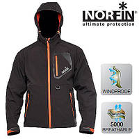 Kуртка (softshell)  Norfin Dynamic (5000мм) размер XXXL
