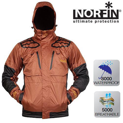 Kуртка Norfin Peak Thermo (8000мм) размер XXL