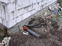 Монтаж канализации в частном доме Монтаж, прочистка и ремонт канализации