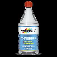 Растворитель Kompozit 0.5л - Растворитель для красок