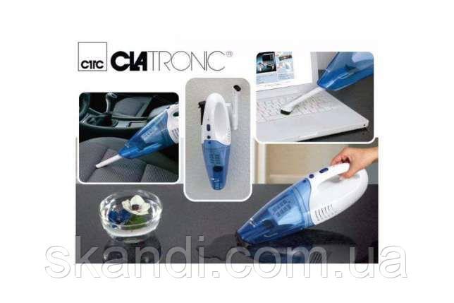 Пылесос ручной аккумуляторный Clatronic AKS 828