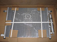 Конденсор кондиционера AVAO/KALOS 12i MT 02-08 (Van Wezel) 81005049