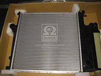 Радиатор BMW316/8/20/5 E36 MT 90- (Van Wezel) 06002124