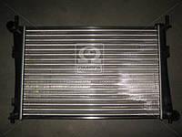 Радиатор FIESTA5/FUSION 14/6 MT 02 (Van Wezel) 18002325