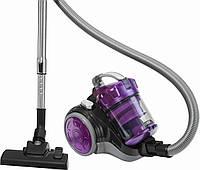 Пылесос Clatronic BS 1302 фиолетовый
