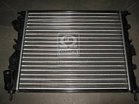Радиатор CLIO 2/MEGANE 1.4/1.6 95- (Van Wezel) 43002197