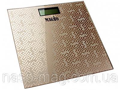 Весы электр.MAGIO MG-309 180кг/ж/к диспл./стекло