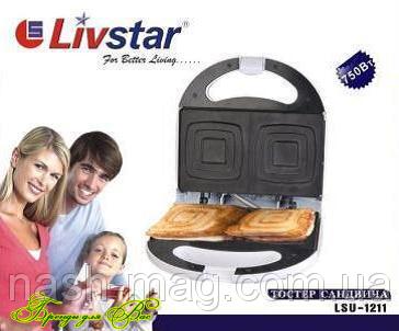 Сэндвич Тостер LSU-1211, фото 2