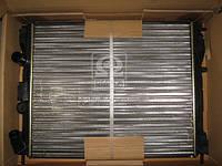Радиатор CLIO2/LOGAN/KANGOO 15D 01 (Van Wezel) 43002270