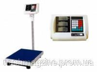 Весы торговые электронные MATRIX до 150 кг (50x40 см), фото 2