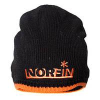 Шапка вязаная NORFIN (чёрная) размер L