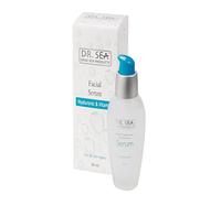 Dr.Sea Серум для шкіри обличчя з гіалуроновою кислотою і вітамінами 30мл, арт.816854