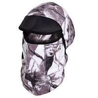 Шапка-маска флісова  Norfin HUNTING  White 752 / L