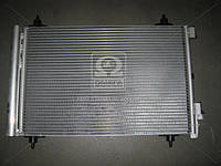 Конденсор кондиционера P307/C4 14/16/20 MT/AT 04 (Van Wezel) 9005230