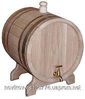 Жбан дубовый для напитков 80 литров