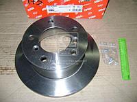 Диск тормозной MB SPRINTER, VW LT 28-35, заднего (производитель TRW) DF4088S