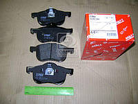 Колодка торм. VOLVO S60, S80, V70 передн. (пр-во TRW) GDB1388