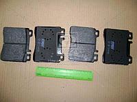 Колодка тормозной MB S-CLASS (W140) передний (Производство TRW) GDB113