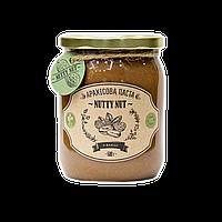 Арахісова паста Nutty Nut З какао (500гр)