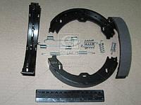 Колодка торм. барабан. стоян. торм MERCEDES W211 (пр-во Bosch) 0 986 487 666