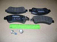 Колодка тормозная CITROEN,PEUGEOT BERLINGO,XSARA (производитель Bosch) 0 986 494 027