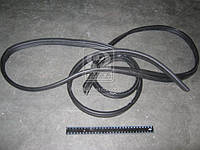 Уплотнитель крышки багажника ВАЗ 2105 (производитель БРТ) 2105-5604040-30Р