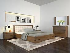 Кровать Регина Люкс с подъемный механизмом фабрика Арбор Древ, фото 2
