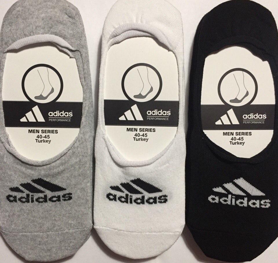 Следы мужские «Adidas» 40-45р. Ассорти
