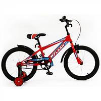 "Велосипед Tilly Flash 18"" BT-CB-0046 Red"