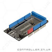 Шилд прототипирования для Arduino Mega