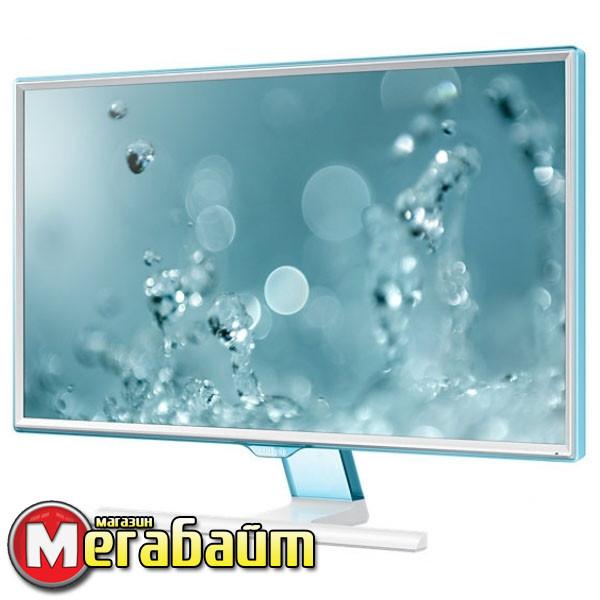 "Монитор Samsung 23.6"" S24E391HL (LS24E391HLO/CI) White"