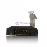 Дисплей для духовки Ampere 481010626748 (замена 481213018696)